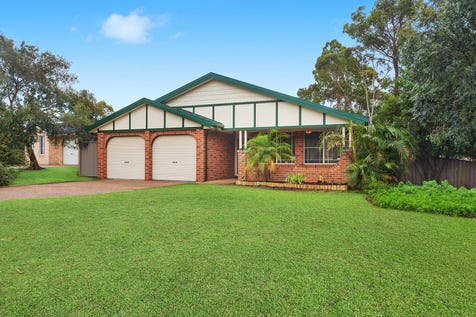 26 Gilford Street, Kariong, 2250, Central Coast - House / Single level home featuring three bedrooms all with built-in robes / Garage: 2 / Air Conditioning / Built-in Wardrobes / Dishwasher / Gas Heating / $640,000