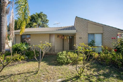 41 Rosella Cir, Ballajura, 6066, North East Perth - House / Great  home for First home Buyers OR Investors at  365K+ / Open Spaces: 2 / Air Conditioning / Built-in Wardrobes / Dishwasher / Toilets: 1 / $365