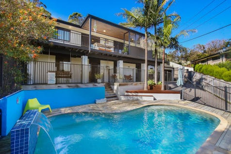 21 Lowanna Ave, Forresters Beach, 2260, Central Coast - House / SOLD by Garth Hunter and Kyah Johnston! / Balcony / Swimming Pool - Inground / Garage: 2 / Secure Parking / Air Conditioning / Built-in Wardrobes / Open Fireplace / $890,000
