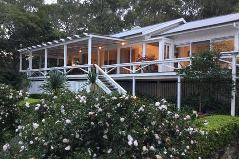 "6 Bona Crescent, Lovett Bay, 2105, Northern Beaches - House / ""Wyndella Estate"" Absolute Waterfront - Over 3/4 Of An Acre On Sydney's Beautiful Pittwater / P.O.A"
