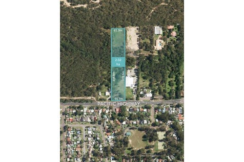 158 Pacific Highway, Charmhaven, 2263, Central Coast - Residential Land / RU6 ZONED DEVELOPMENT OPPORTUNITY / P.O.A