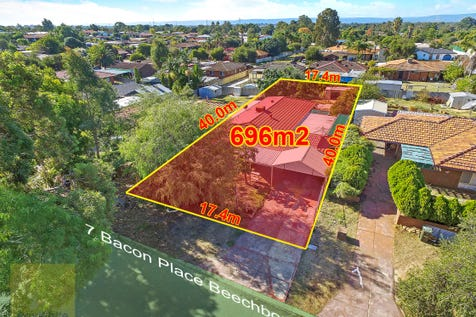 "7 Bacon Place, Beechboro, 6063, North East Perth - House / "" WOW IT'S TRUE  4BED 2BATH "" / Carport: 1 / Garage: 1 / Open Spaces: 2 / Secure Parking / Air Conditioning / Toilets: 2 / $359,000"