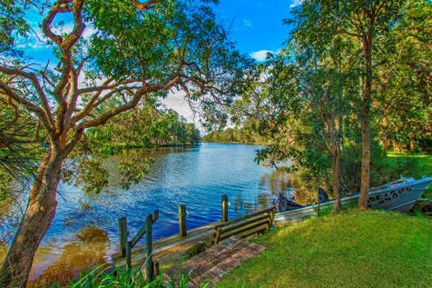 38  Chittaway Road, Chittaway Bay, 2261, Central Coast - House / WATERFRONT RESERVE RETREAT / Garage: 2 / $799,000