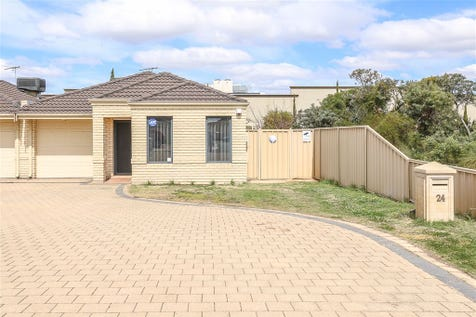 24 Linto Way, Alexander Heights, 6064, North East Perth - House / Perfect First Home! / Garage: 1 / $369,000