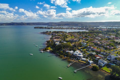 77 Caroline Street, East Gosford, 2250, Central Coast - House / UNDER CONTRACT Exclusive Caroline Bay - A Big Panorama / Garage: 2 / Living Areas: 2 / $900,000