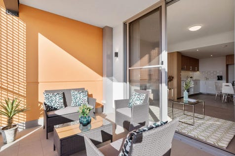 205/2 Wembley court, Subiaco, 6008, Perth City - Apartment / THIS PRICE NOW REPRESENTS THE BEST NEW APARTMENT BUYING IN SUBIACO... / Balcony / Garage: 1 / Remote Garage / Secure Parking / Air Conditioning / Built-in Wardrobes / Gym / Toilets: 1 / P.O.A