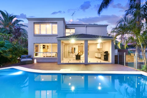 1A George Street, Avalon Beach, 2107, Northern Beaches - House / Family entertainer merges style and substance / Garage: 2 / Open Spaces: 1 / $2,150,000
