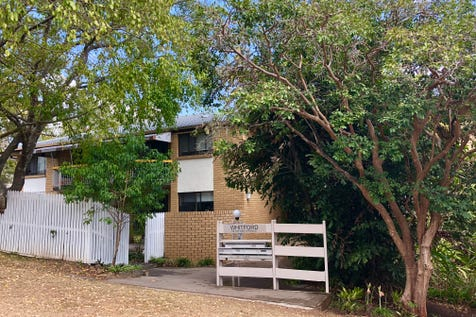 10/66 Oxford Terrace, Taringa, 4068, Inner Brisbane - Unit / Top floor Unit in Solid Complex / Balcony / Garage: 1 / Secure Parking / Air Conditioning / Toilets: 1 / $339,000