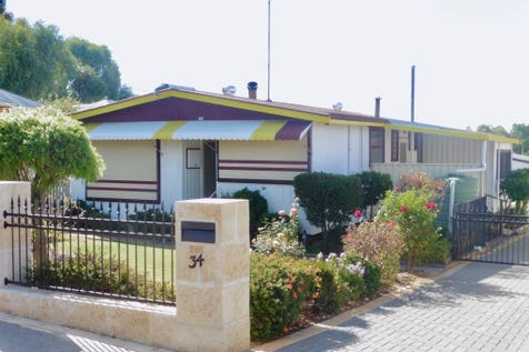 34 Stirling Street, Northam, 6401, East - House / Packed To The Rafters With Extras / Garage: 1 / Air Conditioning / $220