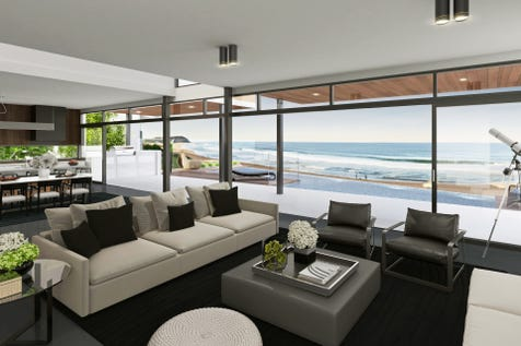 87 Ocean View Drive, Wamberal, 2260, Central Coast - Residential Land / Luxurious Design with DA Approval / P.O.A