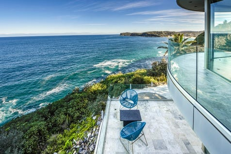 21 John Gray Close, Terrigal, 2260, Central Coast - House / Sublime architectural design, premier oceanfront setting / Courtyard / Garage: 2 / Air Conditioning / Alarm System / Ensuite: 1 / $4,300,000