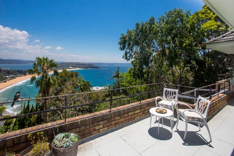 65 Pacific Road, Palm Beach, 2108, Northern Beaches - House / Blue Ribbon Art Deco Jewel on elevated 1,284 sqm with Stunning Panorama, Deceased Estate / Balcony / Garage: 4 / Open Spaces: 2 / Secure Parking / P.O.A