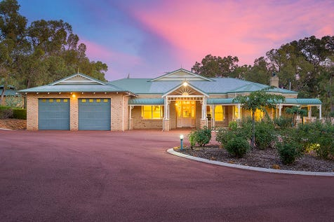 120 Weir Road, Baskerville, 6056, North East Perth - House / SUPREMELY PEACEFUL BUSHLAND RETREAT / Garage: 4 / Secure Parking / Air Conditioning / Floorboards / P.O.A
