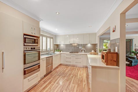 26 George Hely Crescent, Killarney Vale, 2261, Central Coast - House / Amazing Fully Renovated Family Home – An Absolute Pleasure to Inspect – Lakeside Position / Deck / Fully Fenced / Garage: 1 / Air Conditioning / Built-in Wardrobes / Dishwasher / Floorboards / $659,000