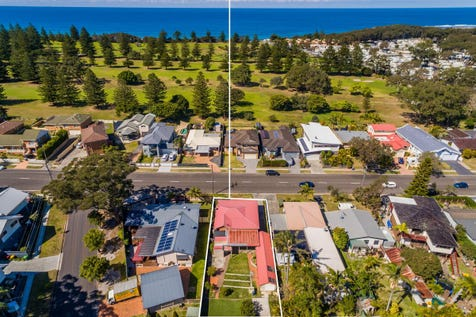 101 Grandview Street, Shelly Beach, 2261, Central Coast - House / Entry Level Buying In Shelly Beach – Loaded With Potential & Plenty of Space / Carport: 1 / Garage: 2 / P.O.A