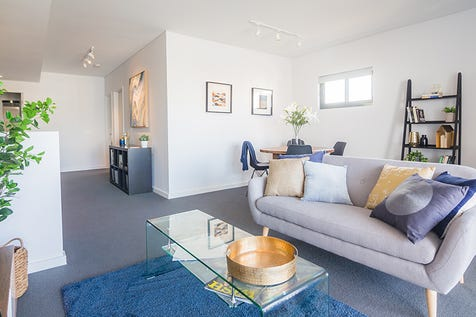 42/36 Bronte Street, East Perth, 6004, Perth City - Apartment / INNER CITY LIVING - Stunning 2x2 open this weekend!  / Balcony / Fully Fenced / Outdoor Entertaining Area / Garage: 2 / Remote Garage / Secure Parking / Air Conditioning / Broadband Internet Available / Built-in Wardrobes / Dishwasher / Gym / Intercom / $565,950