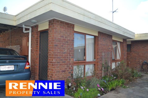 1/4 Opal Place, Morwell, 3840, Gippsland - Unit / Best Value Unit in Town! / Courtyard / Carport: 1 / Built-in Wardrobes / Gas Heating / $123,000