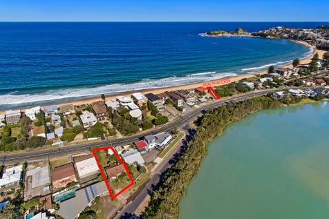 44 Ocean View Drive, Wamberal, 2260, Central Coast - House / Exciting opportunity for a grand plan! / Garage: 1 / P.O.A