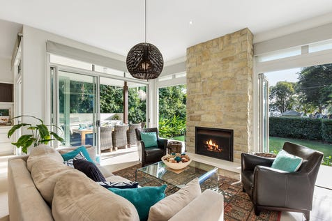 25 Delecta Avenue, Clareville, 2107, Northern Beaches - House / Luxurious family beach haven directly opposite Clareville Beach in the Avalon Beach area  / Garage: 2 / Open Spaces: 1 / $4,650,000