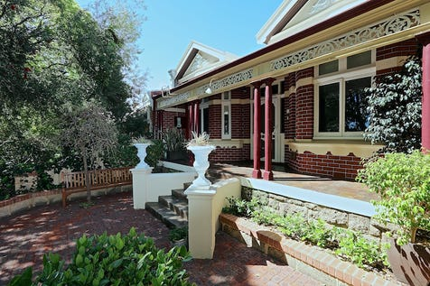 18 Robinson Street, Subiaco, 6008, Perth City - House / The Craft of Skilled Artisans / Balcony / Courtyard / Fully Fenced / Outdoor Entertaining Area / Shed / Garage: 2 / Remote Garage / Secure Parking / Air Conditioning / Broadband Internet Available / Built-in Wardrobes / Dishwasher / Floorboards / Workshop / P.O.A