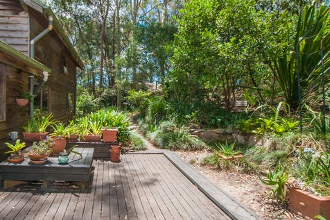86 Thompson St, Scotland Island, 2105, Northern Beaches - House / Tranquil Bush Setting  / Deck / Floorboards / Open Fireplace / $870,000