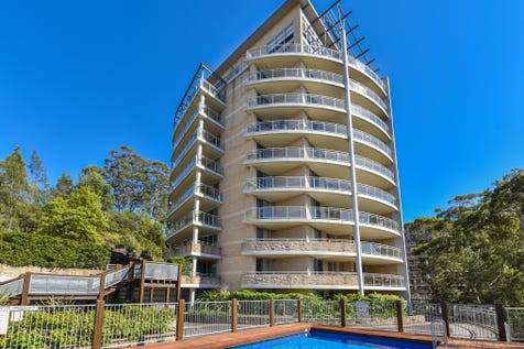 321/80 John Whiteway Drive, Gosford, 2250, Central Coast - Unit / Sanctuary Living / Balcony / Swimming Pool - Inground / Garage: 1 / Air Conditioning / Toilets: 2 / $395,000