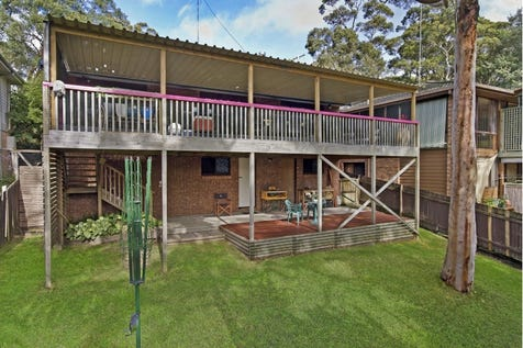 80 Horsfield Road, Horsfield Bay, 2256, Central Coast - House / HEAVEN IN HORSFIELD BAY / Balcony / Deck / Fully Fenced / Outdoor Entertaining Area / Garage: 2 / Air Conditioning / Built-in Wardrobes / Dishwasher / Floorboards / Workshop / Toilets: 1 / $669,000
