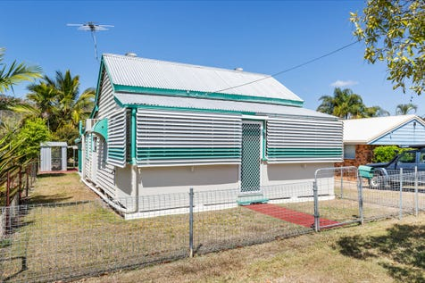 8B Mackay Street, Koongal, 4701, Rockhampton - House / Cute Little Cottage / Carport: 1 / Toilets: 1 / $159,000