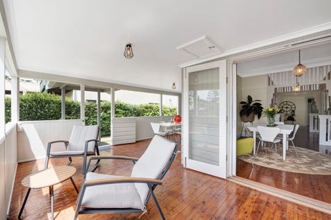 5 Bent Street, The Entrance, 2261, Central Coast - House / Multiple Income Potential with Yesteryear Charm – Holiday All Year / Balcony / Fully Fenced / Garage: 1 / Open Spaces: 4 / Alarm System / Broadband Internet Available / Built-in Wardrobes / Dishwasher / Floorboards / Open Fireplace / Toilets: 6 / P.O.A