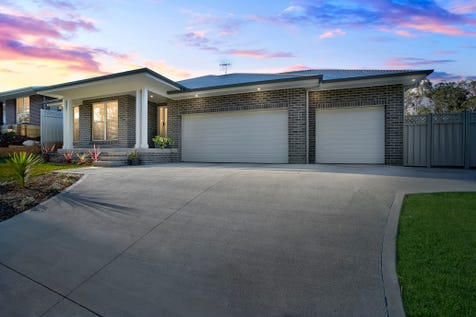 141 Johns Road, Wadalba, 2259, Central Coast - House / SPACE & QUALITY / Garage: 3 / Air Conditioning / Alarm System / Built-in Wardrobes / Dishwasher / Ensuite: 1 / Toilets: 2 / $670,000