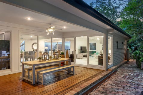 53 Dolphin Crescent, Avalon Beach, 2107, Northern Beaches - House / immaculate and stylish entertainer / Garage: 2 / P.O.A