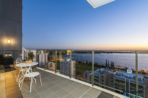 121/181 Adelaide Tce, East Perth, 6004, Perth City - Apartment / Superior Entertainer! Come and see for yourself. / Garage: 2 / P.O.A