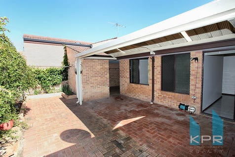 2/82 Caledonian Avenue, Maylands, 6051, North East Perth - Townhouse / THE ENTERTAINER / Garage: 1 / Open Spaces: 1 / Secure Parking / Air Conditioning / $419,000