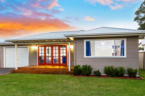 63 Dunban Road, Woy Woy, 2256, Central Coast - House / AS NEW RENOVATED FAMILY HOUSE BUILT FOR ENTERTAINING! / Open Spaces: 1 / P.O.A