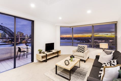 119/48 Alfred Street, Milsons Point, 2061, Lower North Shore - Apartment / A HOME TO IMPRESS / Open Spaces: 1 / P.O.A