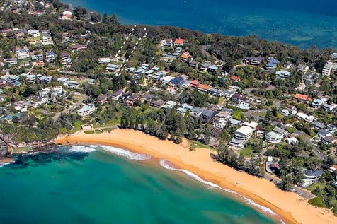 168 Whale Beach Road, Whale Beach, 2107, Northern Beaches - Residential Land / Can't Find a House To Buy? Why Not Buy A Huge Vacant Block in a Prime Location! / P.O.A