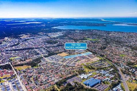 700-702 Pacific Highway, Hamlyn Terrace, 2259, Central Coast - Residential Land / DA Approved Subdivision / P.O.A