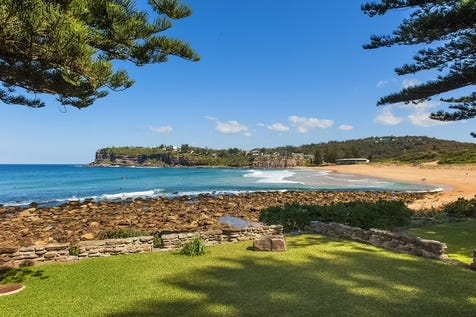 11 Marine Parade, Avalon Beach, 2107, Northern Beaches - House / Unbeatable Beachfront With Close Beach Views and Superb Direct Access / Open Spaces: 2 / P.O.A