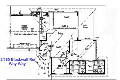 2/160 Blackwall Road, Woy Woy, 2256, Central Coast - Villa / Brand new MELNIK Villa # 2 / Garage: 2 / Toilets: 2 / P.O.A