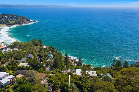 128-130 Whale Beach Road, Whale Beach, 2107, Northern Beaches - House / Magical Whale Beach Double Block, Panoramic Views / Open Spaces: 3 / Alarm System / Open Fireplace / Ensuite: 1 / $3,200,000