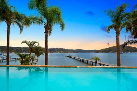 80 Prince Alfred Parade, Newport, 2106, Northern Beaches - House / Majestic Setting With Sweeping Pittwater Views / Balcony / Outdoor Entertaining Area / Swimming Pool - Inground / Garage: 3 / Air Conditioning / Built-in Wardrobes / Floorboards / Living Areas: 2 / $4,550,000