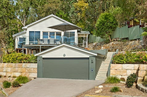 28 Heath Road, Hardys Bay, 2257, Central Coast - House / Bright and breezy with sublime views across the bay / Garage: 2 / $1,200,000