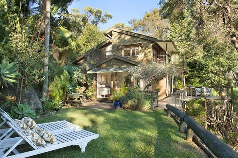 6A Surf Road, Whale Beach, 2107, Northern Beaches - House / Character Home - 1600sqm Land - Walk to Beach / Garage: 2 / Open Spaces: 1 / Built-in Wardrobes / P.O.A