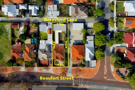 950 Beaufort Street, Inglewood, 6052, North East Perth - House / **** SOLD **** OPPORTUNITY FOR ADDITIONAL USE! / Garage: 3 / Open Spaces: 1 / Split-system Air Conditioning / Split-system Heating / Toilets: 1 / P.O.A