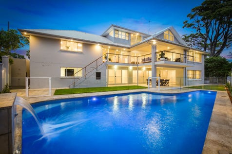 20 Endeavour Drive, Avoca Beach, 2251, Central Coast - House / Iconic Home In Avoca Beach / Balcony / Swimming Pool - Inground / Garage: 2 / Secure Parking / Air Conditioning / Floorboards / Toilets: 4 / P.O.A