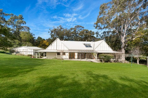 45 Brush Road, Wamberal, 2260, Central Coast - Acreage/semi-rural / Classic, graceful homestead on gorgeous acreage / Garage: 3 / Secure Parking / Air Conditioning / Built-in Wardrobes / Open Fireplace / Ensuite: 1 / Living Areas: 2 / Toilets: 3 / P.O.A