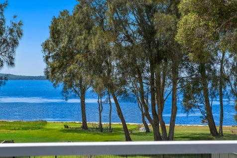 372 Tuggerawong Rd, Tuggerawong, 2259, Central Coast - House / LAST OPEN HOME SAT 1pm / Balcony / Deck / Outdoor Entertaining Area / Carport: 2 / Garage: 1 / Air Conditioning / Broadband Internet Available / Built-in Wardrobes / Dishwasher / Floorboards / Pay TV Access / Rumpus Room / Living Areas: 2 / P.O.A