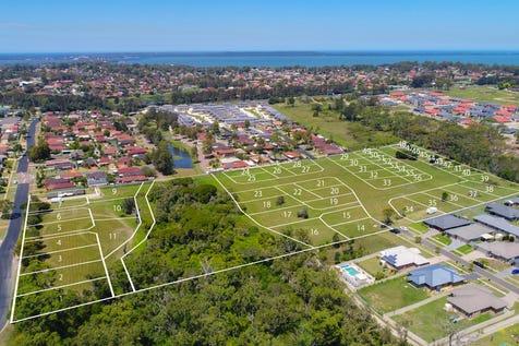 Lot 10, 1-15 Hamlyn Road, Hamlyn Terrace, 2259, Central Coast - Residential Land / Serene - Hamlyn Terrace / $350,000