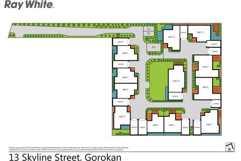 3/13 Skyline Street, Gorokan, 2263, Central Coast - Villa / Brand New Villa / Garage: 1 / Toilets: 1 / P.O.A