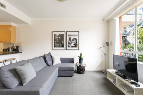47/22 Buchanan Street, Balmain, 2041, Inner West - Apartment / Waterside living meets city convenience / Open Spaces: 1 / $950